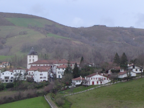 des balades,des villages