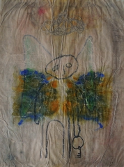 les anges de paul klee