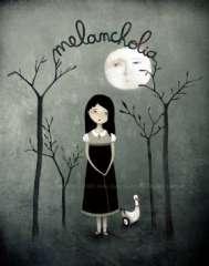 victor hugo,melancholia